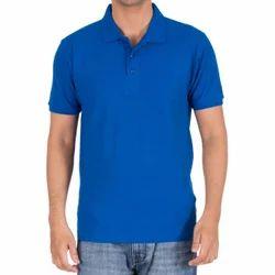 Mens Blue T Shirt