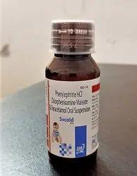 Phenylephrine Chlorpheniramine Maleate & Paracetamol