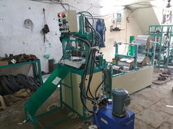 Triple Cylinder Paper Plate Making Machine