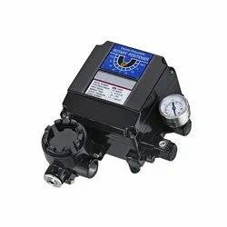 Electro-Pneumatic Positioner (Rotary)  DMS-R1000