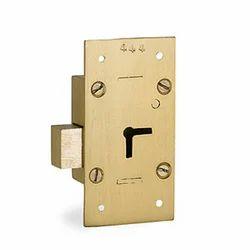 JAINSON Brass Almirah Levers Lock, Packaging Size: 100 Pc, Brass