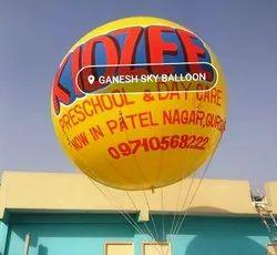 Kidzee Advertising Sky Balloons