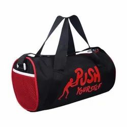 Red And Black Gym Bags