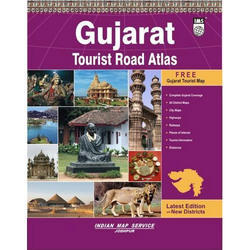 Gujarat Tourist Road Atlas English