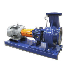 Centrifugal Pump With Close Impeller
