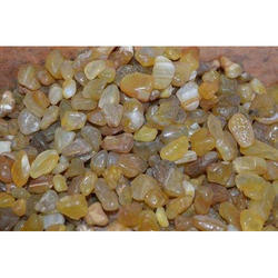 Yellow Onex Chips, For Crystal Therapy, Uneven