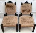 Traditional Handmade Jute Chair