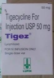 Tigez 50 Mg Injection