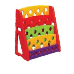 Playpro L80xB40xH80cm Playschool Bookshelf