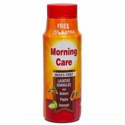 GK Morning Care Laxative Granules, Ayurvedic Medicine, 48 Pcs