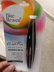 Blue Heaven Black Mascara