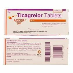Ticagrelor (90mg) Tablet