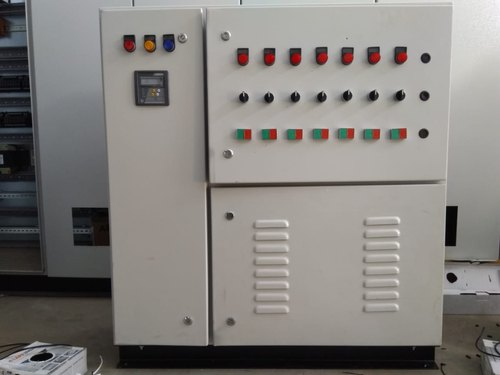 Three Phase Power Factor Correction Panel