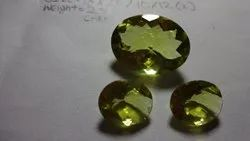 Best Quality Lemon Quartz Oval Cut Stone Shape Calibrated Faceted Loose Gemstone, 3x5mm To 10x14mm