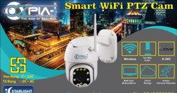 3 MP Smart Camera Starlight For Security, Camera Range: 20 to 25 m