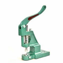 Button Pressing Machine