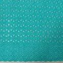 Cotton Dry Lace Fabric Exporter