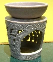 Indian Soapstone Essential Oil Burner