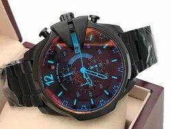 Men Stainless Steel Diesel Watches