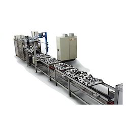 Stainless Steel Assembly Line Conveyor, Capacity: 100-150 kg/feet