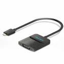 Micro HDMI To VGA Converter with Female Micro Usb