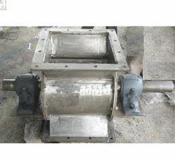 Mild Steel, Aluminium Rotary Air Lock Valves, Capacity: 60 Ton