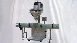 Granule Type Powder Filling Machine