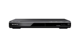 Sony DVPSR760HP/B DVD Player (Black)