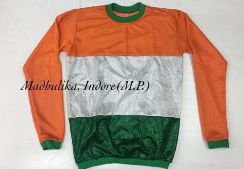 Tiranga  Tri Colour Dress  T Shirt