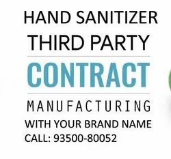 Hand Sanitizer Third Party Manufacturer