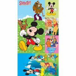 Digital Cartoon Print Board