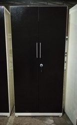 Brown/Havells Grey Shield Office Cupboards