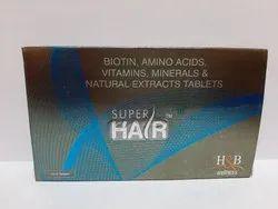 Super Hair Tablets