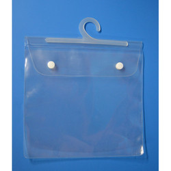 PVC Soft Bag With Hangers