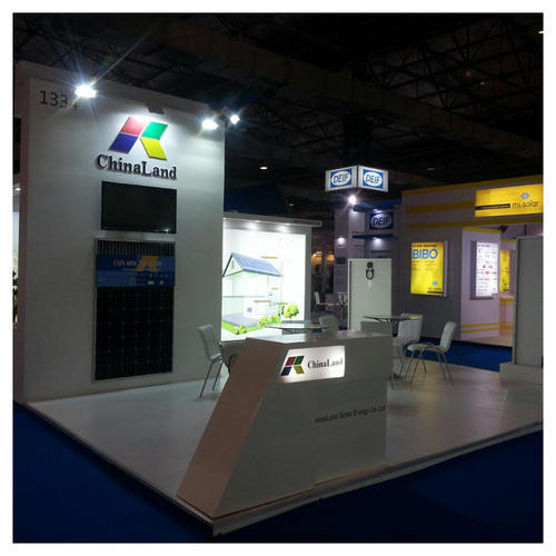 Exhibition Booth Fabrication In New : Exhibition booth fabrication service service provider from new delhi