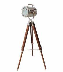 Vintage Searchlight Floor Lamp