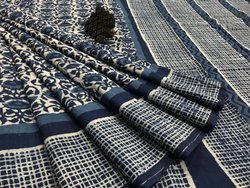 Exclusive Cotton Saree 6.5 Meter with Blouse