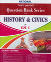Question Bank Series In History And Civics For Icse X