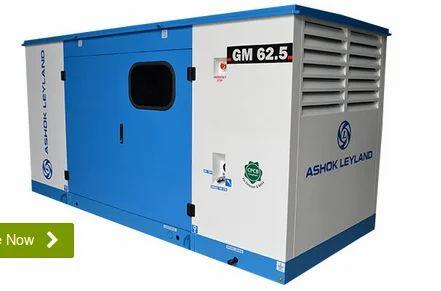 Ashok Leyland Diesel Generator, अशोक लेलैंड डीजल