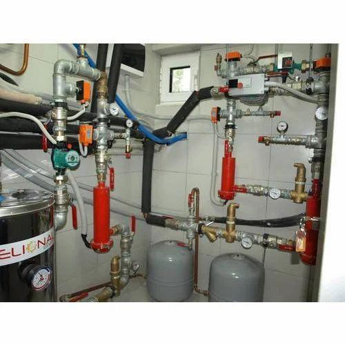 Industrial Ion Boiler, औद्योगिक बॉयलर - Unitech Energy ...