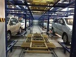 Car Parking System Maintenance Service