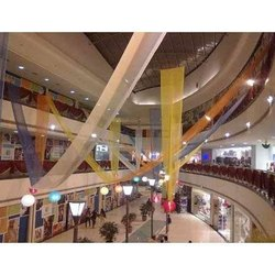 Shopping Mall Interior Decoration Service