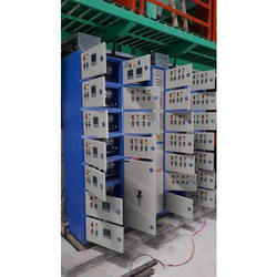 Single Phase Mild Steel MCC Panel Board