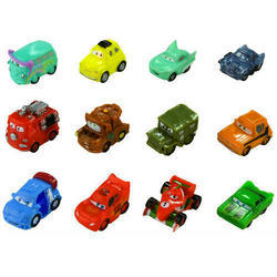Plastic Promotional Cars