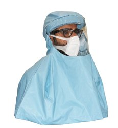Safety PPE Face Shield and Parka Set