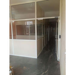 Corporate Aluminium Partition