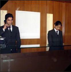 Front Desk Management Service
