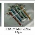 Tobacco Metal Smoking Handicrafts Pipes