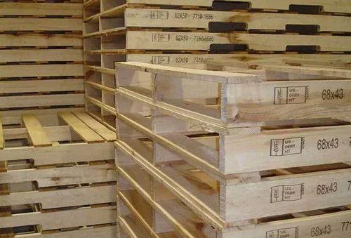 Ispm 15 Heat Treated Wooden Pallets Abs International