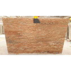 Om Sai Polished Rosewood Granite, Thickness: Upto 25 mm